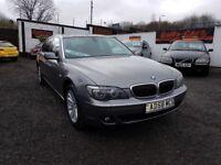 BMW 7 Series 3.0 730Ld SE LWB Saloon 4dr/2008 (58 reg), Saloon/STUNNING EXAMPLE/ FULL SERVICE