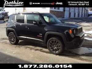 2016 Jeep Renegade North   CLOTH   HEATED SEATS   UCONNECT  