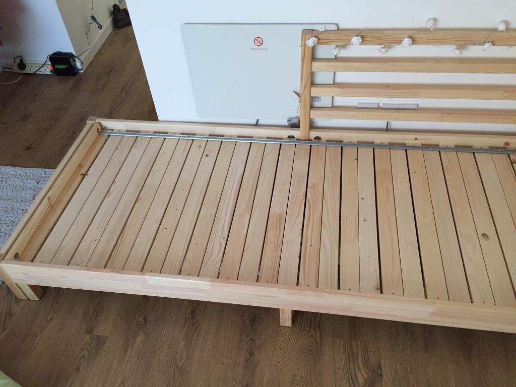 Ikea Tarva Day Bed In Swanscombe Kent Gumtree