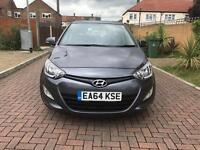2014 Hyundai i20 1.2 Active 5dr £30 Grey Road Tax Full Service History