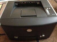 Dell 1720dn Workgroup Laser Printer with INK