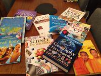 Children's Atlas's and Encyclopedias