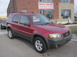 Fantastic 2005 Ford Escape XLT, Sold Fully Certified & E-Tested