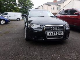 For sale Audi A3 2litter super charge s-lane automatic in perfect condition run and drive like new