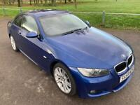 2008 58 BMW 320d M sport Coupe