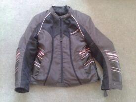 Ixon Ladies Motorbike Jacket.