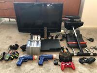 PlayStation 3 Bundle +32 inch HD TV