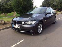 BMW 3 Series 2.0 318d SE 4dr Full S/h 2 keys
