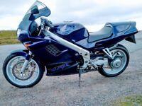 Honda VFR750 FT 1996 RC36, Beautiful Bike, MANY extras & upgrades. Mot'd, Serviced & Ready to ride!