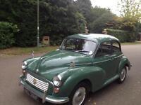 Morris Minor 1000 2 door 1968