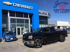 2015 GMC Sierra 1500 SLE CARBON-22 4X4 5.3L HEATED SEATS NAVIGAT