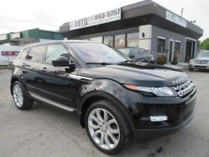 2015 Land Rover Range Rover Evoque Evoque Pure Plus Tan Leather