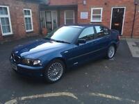 BMW 316i 1.8 low mileage 87000