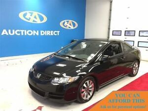 2010 Honda Civic EX-L, LEATHER, SUNROOF, HEATED SEATS, FINANCE N