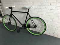 BLB Ltd Edt Brick Lane Bikes Supreme single speed track urban fixie polo bike