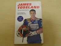 JAMES TOSELAND AUTOBIOGRAPHY - PAPERBACK BOOK