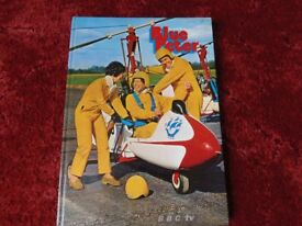 Blue Peter 1970 seventh book £2