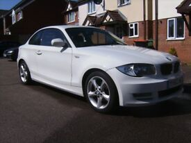 BMW 118D SPORT Coupe Diesel Manual 41755