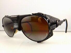 80s Walter Cecchinel Cebe 2000 Glacier Mountain Ski Sunglasses Goggles for sale
