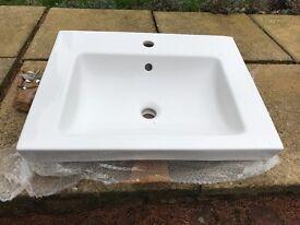 Gustavsberg bathroom sink/basin