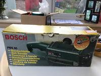 Bosch PBS60 belt sander