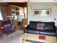 Chalet at Aviemore Dalfaber sleeps 6