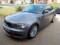 BMW 1 Series Coupe 120D M Sport 2010 (60 reg)