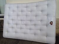 Double mattress , pocket sprung ,