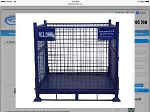 Metal storage transport cage Nelly Bay Townsville City Preview