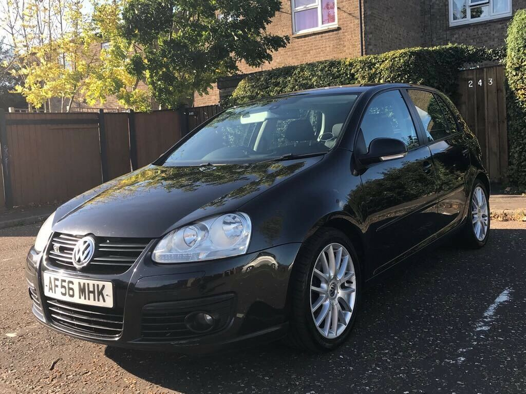 VW GOLF GT TDI SPORT DPF 170BHP 56 *CAM-BELT WATER PUMP CHANGED*