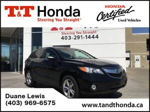 2014 Acura RDX *C/S*Tech Pkg*No Accidents,Bluetooth, Backup Cam*