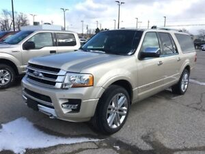 2017 Ford Expedition Max Platinum - DEMO VEHICLE!!