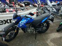 Lexmoto Assault 125 cc