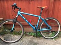 """Klein Attitude front Suspension Bike 19"""" (med/large) Frame. Very Good Condition."""