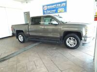 2014 Chevrolet Silverado 1500 LTZ 4X4 LEATHER CREW CAB NAV