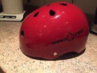 Pro Tec Cycle / Skateboard Helmet