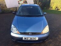 Ford Focus 1.6LX for sale