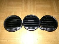 VW Caddy 2K air vents 3 available