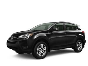 2013 Toyota RAV4 LE UPGRADE PACKAGE & ONLY 41457 KMS!!