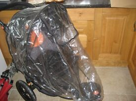 3 wheeler Mamas & Papas O3 Sport buggy black - great condition