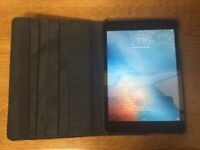 iPad Mini 1 with Case and Charger, 16gb