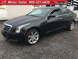 2014 Cadillac ATS Automatic, Leather, Sunroof, Only 45,000km
