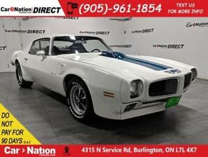 1971 Pontiac Firebird | AS-TRADED| TRANS AM CLONE|