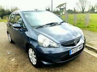 Honda jazz 1.4 Automatic -Grey with new MOT 12 months
