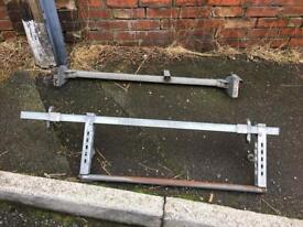 Roof rack & roll bar (citereon berlingo)