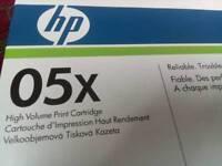 HP Lasrjet Tonner 05 x