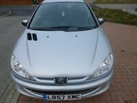peugeot 206 1.3 engine petrol