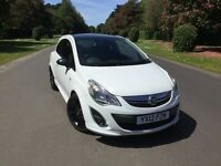 Vauxhall Corsa Limited Edition 1.2, Low miles, Full Service History