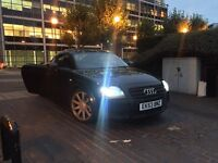 Audi TT 1.8T Quattro (180) - not bmw, ford, vauxhall, volkswagen, mercedes or a3, a4, a5, a6,