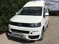 VW T5 Transporter CamperVan Short Wheel Base with Air Conditioning